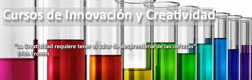 Slide Cursos de Innovación y Creatividad